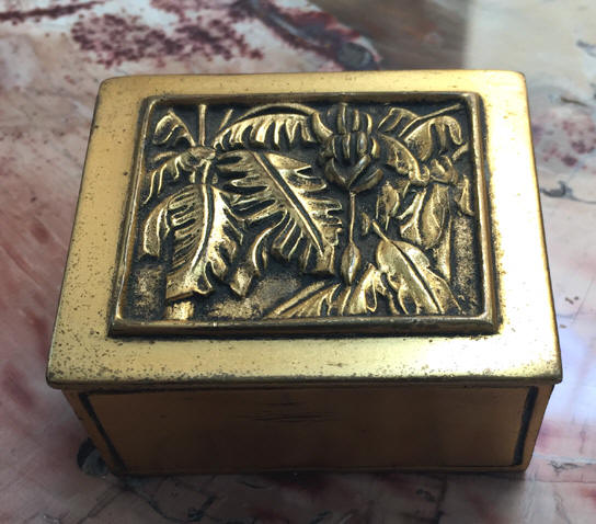 BMk stamp box
